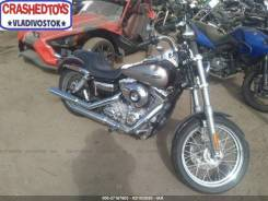 Harley-Davidson Dyna Super Glide Custom FXDC 30793, 2009