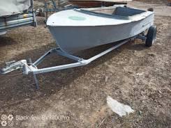 Продам лодку МКМ с телегой