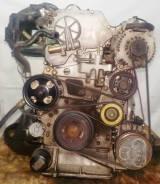 Двигатель, Nissan QR20-DE - 0000008 CVT FF TC24, коллектор пластик