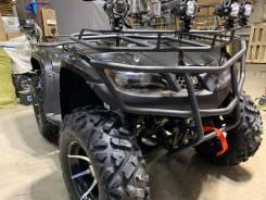 Quad Hummer 200, 2020