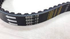 Ремень вариатора 669*19 клиновой мухтар