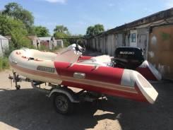 Лодка ПВХ (RIB) Odisey 350