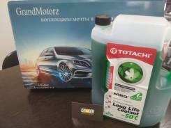 Жидкость охлаждающая Totachi NIRO LONG LIFE Coolant Green -50°C 4л