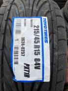 Toyo Proxes T1-R, 215/45R15