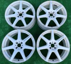 "Пушки! Свежие WORK Emotion T7R. 18""x7,5j 4x100 et47 вес 9,5кг"
