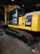 Komatsu PC220, 2011