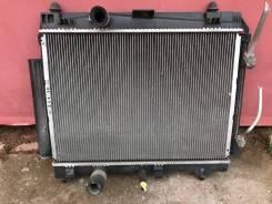 Радиатор ДВС Toyota Vitz NCP90 б/п из Японии.