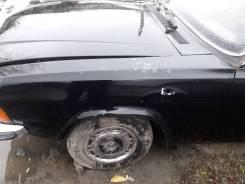 Крыло ГАЗ 3102 черный