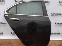 Дверь задняя правая Хонда Аккорд 8 в сборе