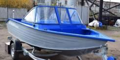 Купить лодку (катер) Неман-450 DC New