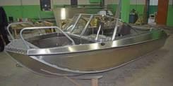 Купить лодку (катер) Неман-500 DC (без покраски)