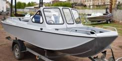 Купить лодку (катер) Неман-500 DC Pro