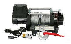 Лебедка электрическая 12V Electric Winch BZ17000lbs / 7727 кг влагозащ