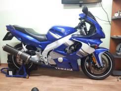 Yamaha YZF 600, 2006