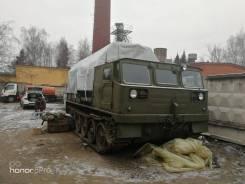 КМЗ АТС-59, 1991