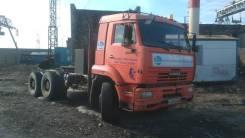 КамАЗ 6460-63, 2010