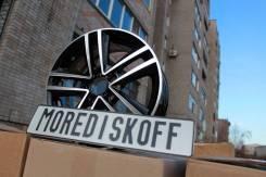 More_Diskoff* Volkswagen POLO/Skoda Rapid R15 5х100* Отправляем