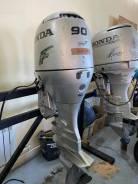 Лодочный мотор Honda 90, 2004 г. в.