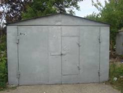 Продам металлический гараж с доставкой.