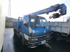 Mitsubishi Fuso Canter, 2001