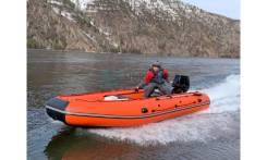 Лодка ПВХ SibRiver Хатанга JET-390 НДНД
