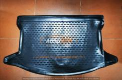 Коврик в багажник Toyota Ractis с 2012г+ (полиуретан)