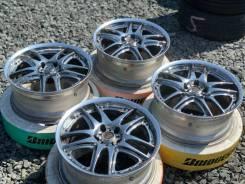 Японские Разборные Ковки RAYS Volk Racing GT-V R18 в хроме