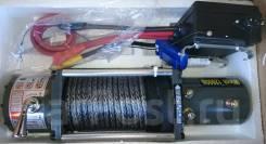 Лебедка Electric Winch, 12000 LBS/5443кг водозащищенная, IP68, кевлар