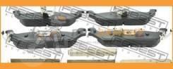 Колодки задние FORD F150/F250/F350 2004-2014 2101-F150R