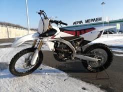 Yamaha YZ 450F, 2014