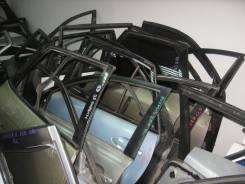 Дверь боковая Toyota LAND Cruiser 100/Lexus LX470 98-07 задняя левая широкий молдинг 67004-60300