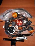 Комплект поворотников и звукового сигнала BRP 715000695