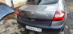 Крышка багажника Renault megane 2