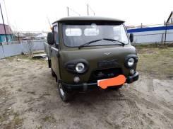 УАЗ 330394, 2007