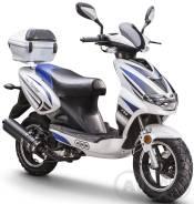 Скутер АВМ Thunder 2013, 2020
