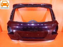 Дверь багажника Porsche Cayenne 2010-2014 [95851201104GRV]