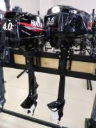 Лодочный мотор hangkai M 3.6 HP