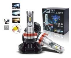 Светодиодные лампы X3 LED Headlight НВ4