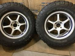 Пара Yokohama Advan Racing RG 17'' 4*114.3 2диска