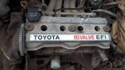 Тойота Королла. Двигатель 5A-FE, 16-клапанный, инжектор