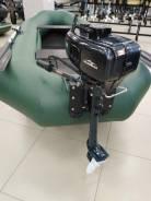 Лодка ПВХ Sharmax M280 Sport с мотором Sharmax SM3.5HS Light