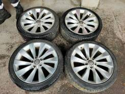 Диски литые VW Passat CC R18