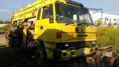 Автобетононасос Isuzu в Омске на запчасти