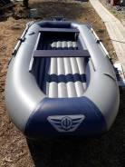 Лодку Флагман 3.0 м под мотор (3.5 л. с)