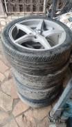 Колёса r18 OZ racing с резиной 245/40 18