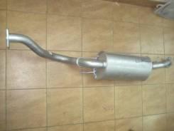Глушитель (бочка) 4М40/6G74 для 5 дверного Pajero 2/Montero 2 1994-199