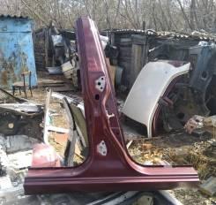 Стойка кузова средняя правая Chevrolet Lanos