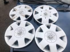 Колпаки Nissan R-15