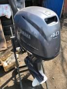 Лодочный мотор Yamaha F 40 , нога L (508), инжекторный, из Японии
