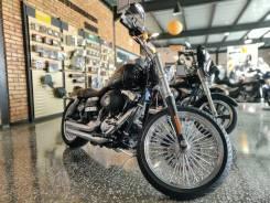 Harley-Davidson Dyna Low Rider, 2008